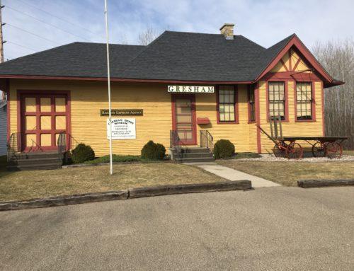 Gresham Depot Museum